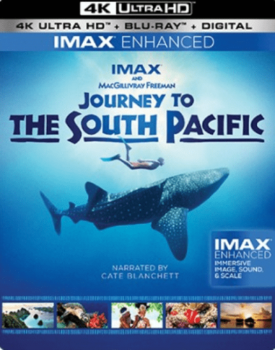 Journey to the South Pacific 4K 2013 DOCU