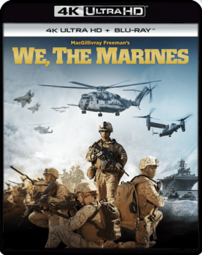 We the Marines 4K 2017 DOCU