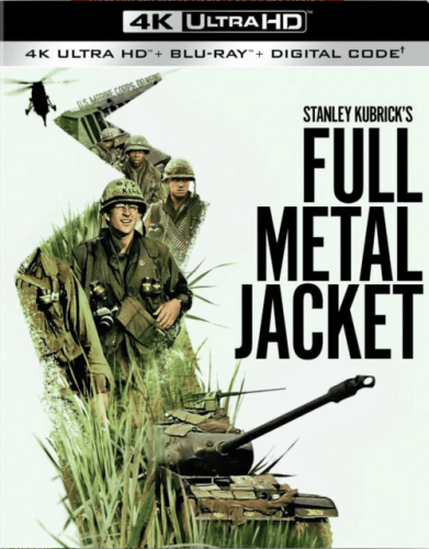 Full Metal Jacket 4K 1987