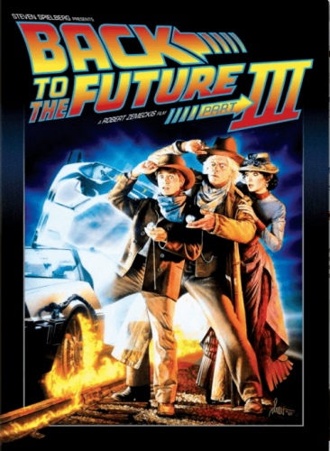 Back to the Future Part III 4K 1990