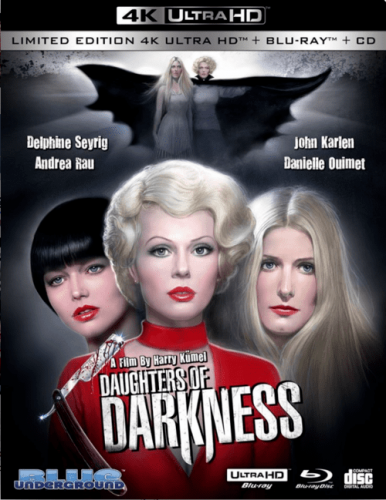 Daughters of Darkness 4K 1971
