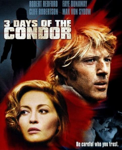 Three Days of the Condor 4K 1975