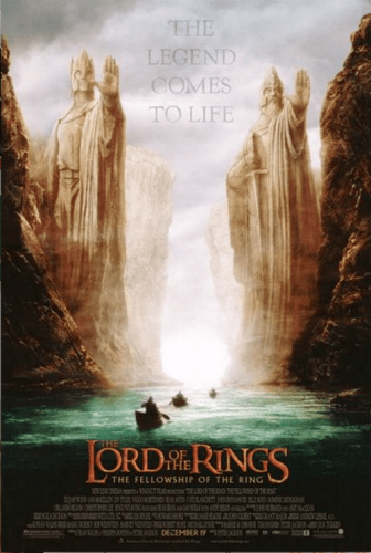 The Lord of the Rings The Fellowship of the Ring 4K 2001 EXTENDED