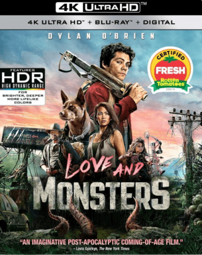Love and Monsters 4K 2020