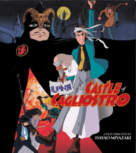 The Castle of Cagliostro 4K 1979 JAPANESE