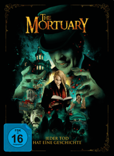 The Mortuary Collection 4K 2019