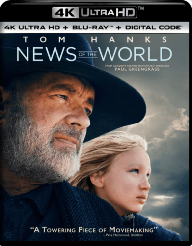 News of the World 4K 2020