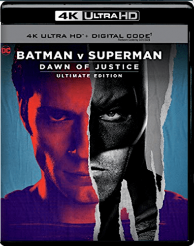 Batman v Superman Dawn of Justice 4K 2016 EXTENDED IMAX