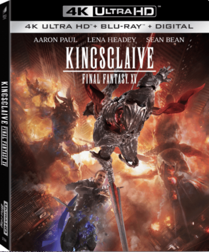 Kingsglaive Final Fantasy XV 4K 2016