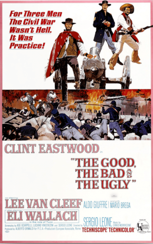 The Good the Bad and the Ugly 4K 1966