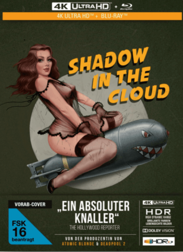 Shadow in the Cloud 4K 2020